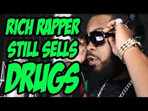 Beat Interviews - WEALTHY RAPPER STILL SELLS DRUGS
