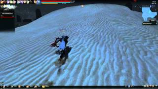 Vindictus (Mabinogi Heroes) - Farming Twilight Desert lv.70-80 without Fighting Boss