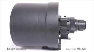 Star-Tron MK-428 Night Vision Scope ITT F4844 Hybrid 3+1 Image Intensifier