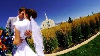 Utah Wedding Video - Julie & Nels  |  Oquirrh Mountain LDS Temple Wedding Highlights