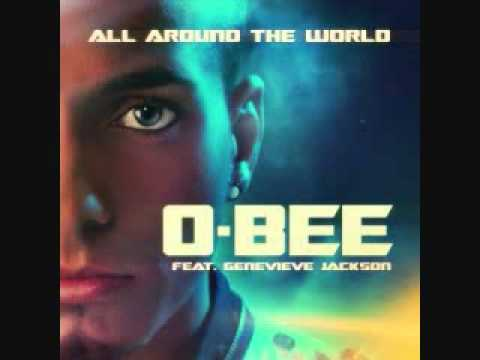 All Around The World - O-Bee ft. Genevieve Jackson
