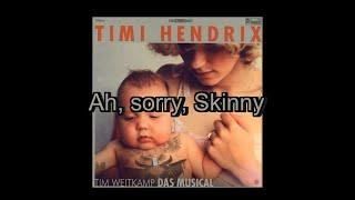 Timi Hendrix - Ende (Lyrics)