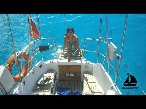 Sailing Away On Our Honeymoon - Italy to Corsica   ⛵ Sailing Britaly ⛵ Ep. 1
