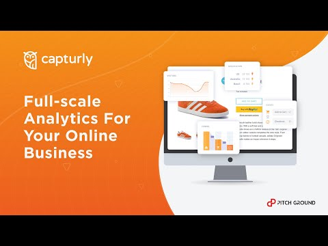 PitchGround Introduces: Capturly - Conversion Funnels/Analytics & More