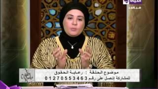 بالفيديو| متصلة لنادية عمارة: