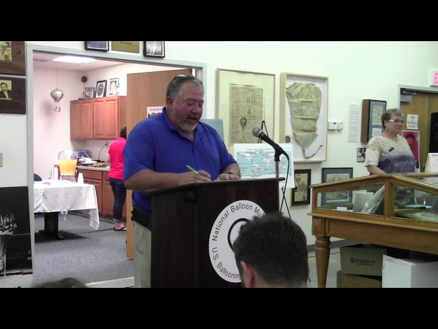 2017 U.S. Ballooning Hall of Fame Introduction