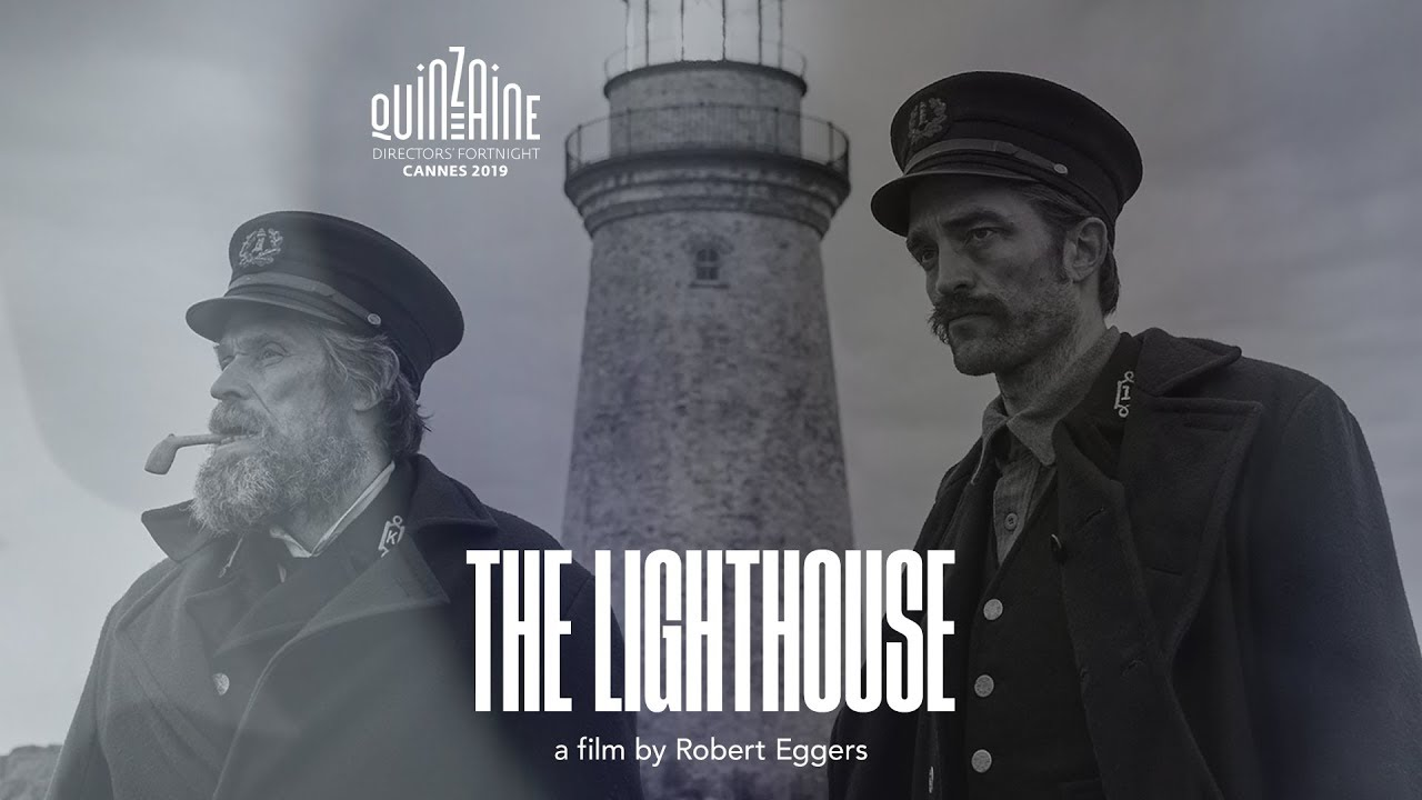 The Lighthouse's Robert Eggers: Nothing good happens when two men are trapped in a giant phallus