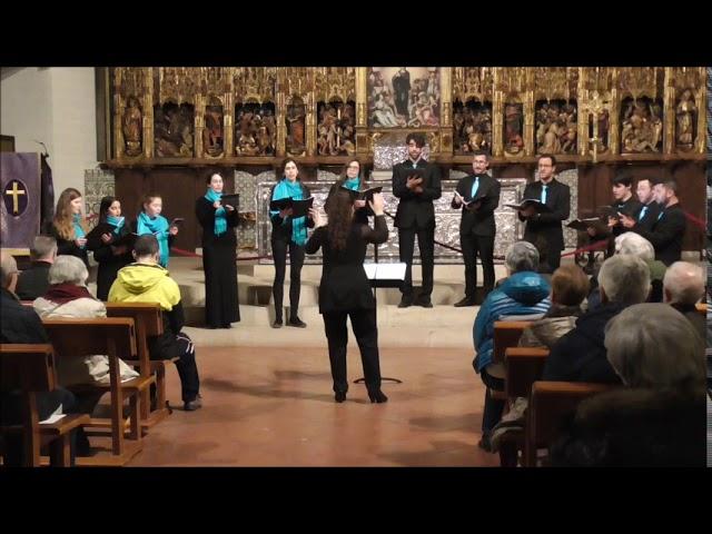 In monte Oliveti - J. Naujalis / Coro Musicaire