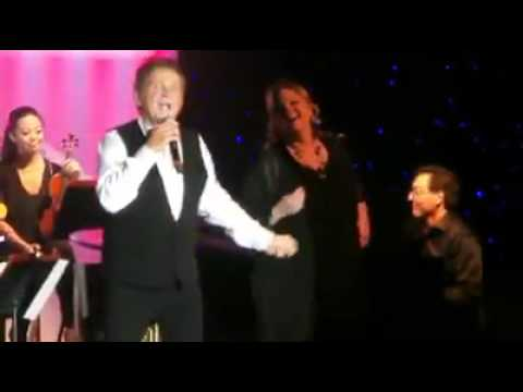 Bobby Vinton Live in Las Vegas with Stan Monroe on Piano