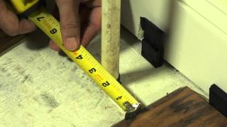 How To Install Pergo Flooring: Chapter 7   In..