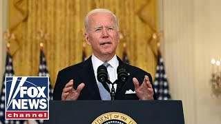 'Outnumbered' blasts media for backing Biden's Afghanistan failure
