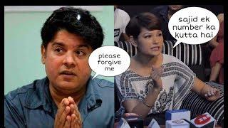 Sajid Khan Dating Jacqueline Fernandez and asked me to Strip | Simran Suri