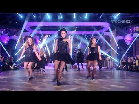 Riverdance meets DWTS Ireland