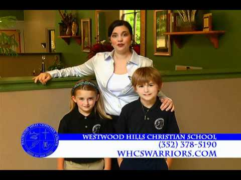 Westwood Hills Christian School Commercial 1.wmv
