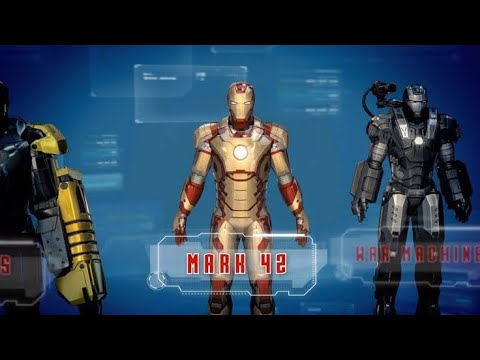 Iron Man 3 Gameplay On Android