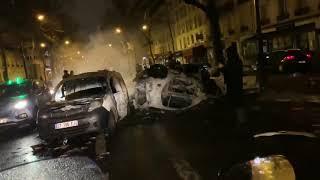 Gilets Jaunes protests in Paris