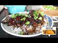 Honey Glazed Char Siu Pork 叉烧 | The Dumpling Sisters