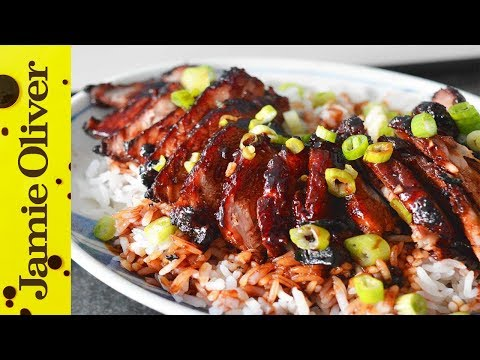 Honey Glazed Char Siu Pork 叉烧 | The Dumpling Sisters