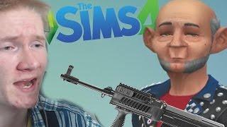 MIELISAIRAS RIKOLLINEN | Sims 4