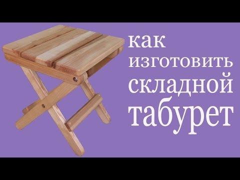 Раскладной стол из обрезков досок: изящная конструкция для любого случая
