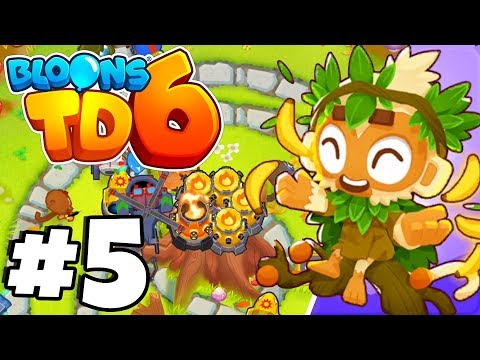 HOW TO MAKE SO MUCH MONKEY MONEY! - Bloons Tower Defense 6