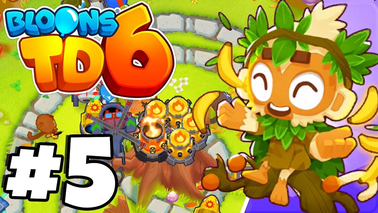 💐 Bloons tower defense 6 free apk | Bloons TD 6 MOD APK Hack Cheats