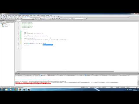 C Programming Tutorial - 44 - Arrays and Pointers