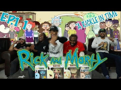 "Rick And Morty Season 1 Episode 11 ""Ricksy Business"" Reaction/Review"