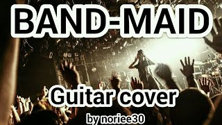 BAND-MAID secret My lips  cover