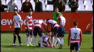 Sevilla Atlético 1 - Granada B 1 (07-02-16)