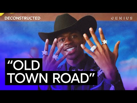 """The Making Of Lil Nas X&39;s """"Old Town Road"""" With YoungKio  Deconstructed"""