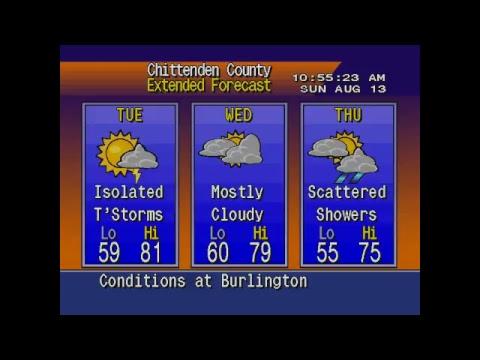WS4000 - Chittenden County, Vermont Live Stream