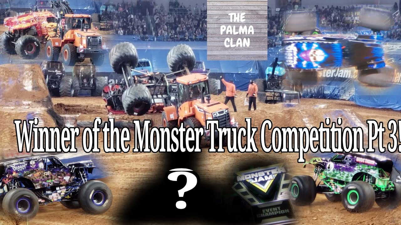 Monster Trucks Freestyle Competition Pt 3 Youtube - roblox monster jam freestyle pt 2 youtube