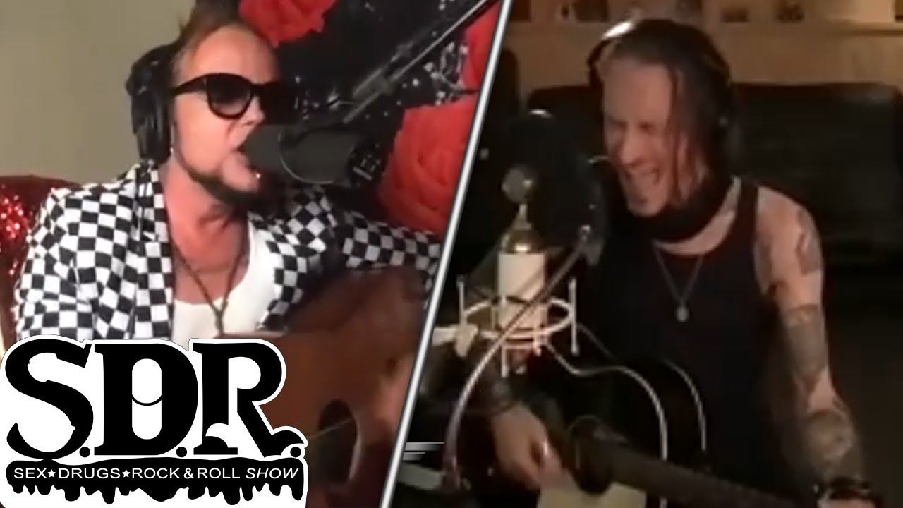 Lukas Rossi Live Performance PLUS Special Guest - The SDR Show