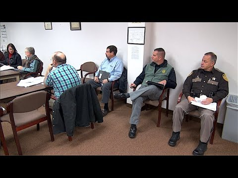 Carroll County NH Commission 11/22/17