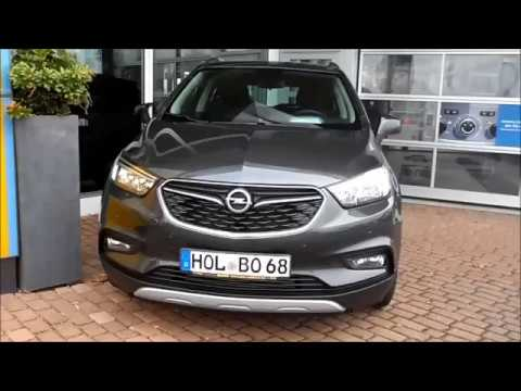 2016 opel mokka x edition youtube. Black Bedroom Furniture Sets. Home Design Ideas