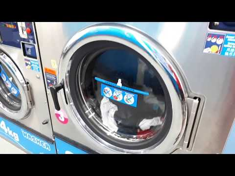 Malaysia Self Service Laundry 24 hour Clean Pro Express