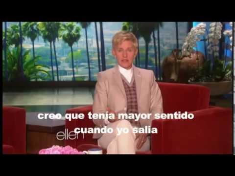 Ellen DeGeneres Se Sube Al Lincoln De Matthew McConaughey Y Hace Una Parodia