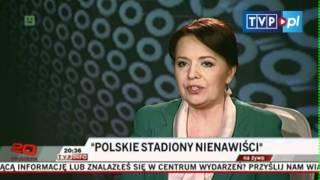 """Minęła dwudziesta - Polskie """"stadiony nienawiści"""
