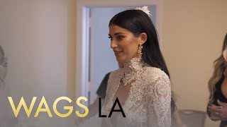 WAGS LA | Blushing Bride Nicole Williams Walks Down the Aisle | E!
