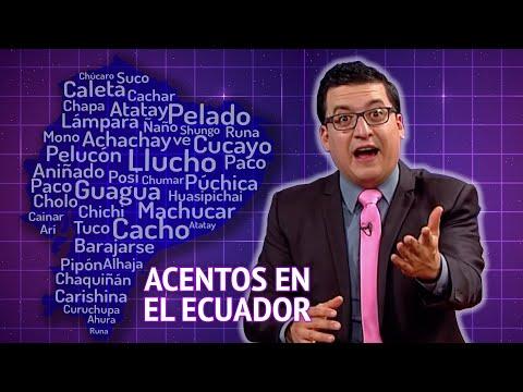 Los Acentos Del Ecuador