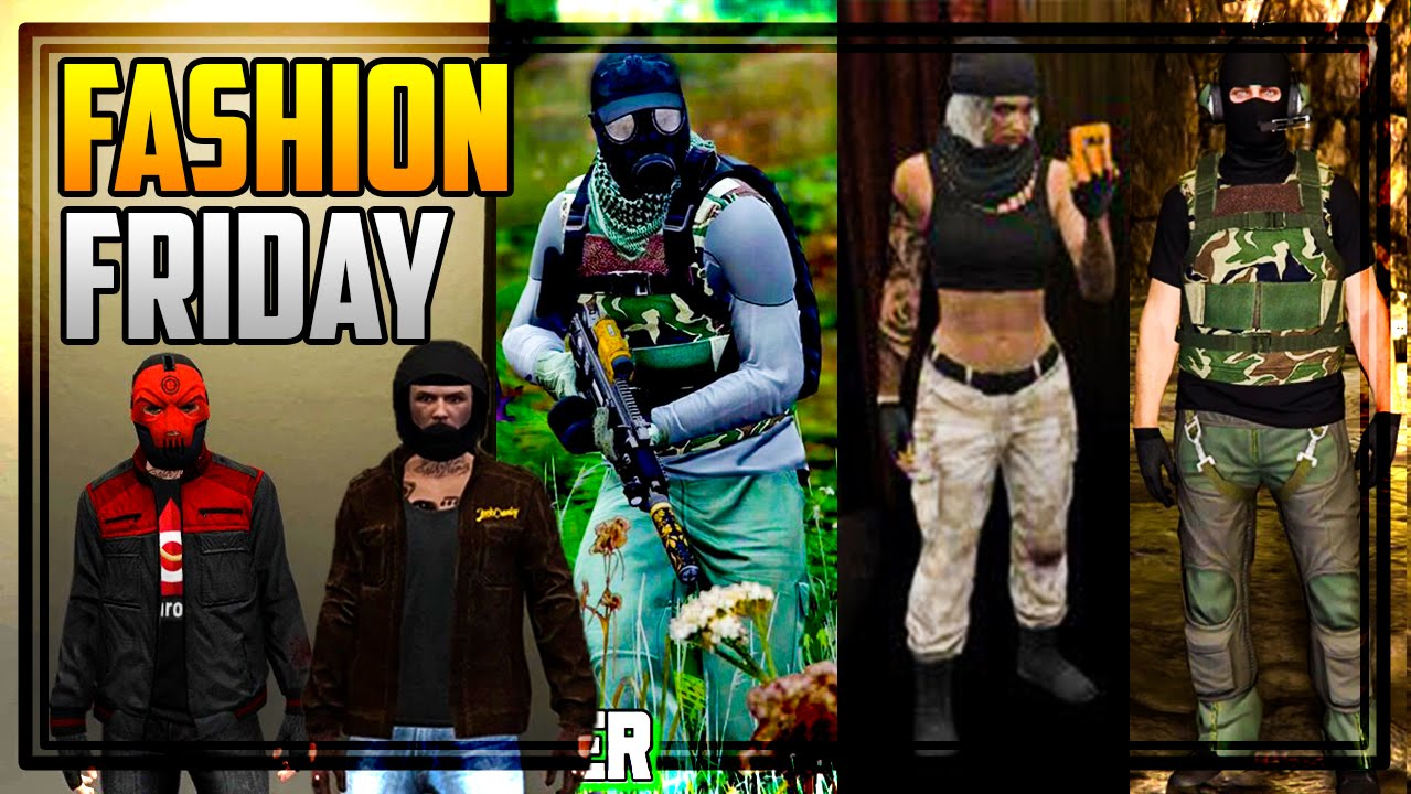Best Gta 5 Girl Outfits | Insured Fashion