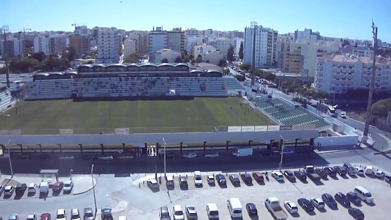 portimao.Estadio Municipal Portimao-portimonense. - YouTube
