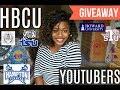 HBCU YouTubers For You To Know (TSU FAMU Hampton Howard Spelman and More)