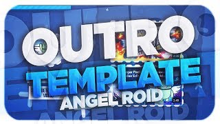 (New) Outro Template [KineMaster] [Android] 💎Angel Roid TM💎
