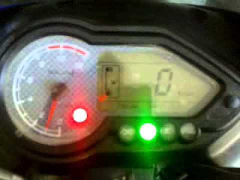 Thumbnail: Pulsar 150 speedometer..mp4