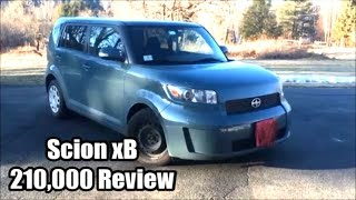 Scion xB 2011 Videos