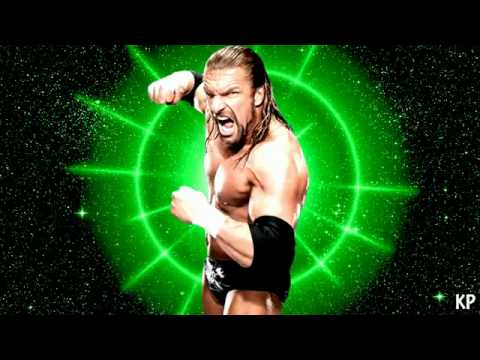 Triple H Wrestlemania 18 theme