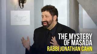 Mystery of Masada - Rabbi Jonathan Cahn on The Jim Bakker Show