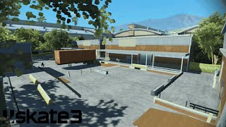 Greatest Skate 3 Parks Of All Time - W.R Loading Bay